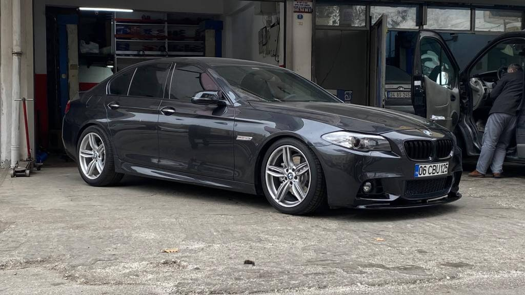 Bmw  F10 Coilover